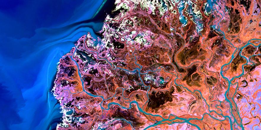 Дельта реки Селенга, Байкальский заповедник